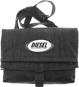 Diesel Messenger Bag for Men