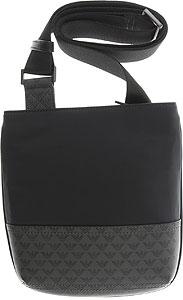 Emporio Armani Messenger Bag for Men - Spring - Summer 2021