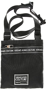 Versace Jeans Couture  Messenger Bag for Men - Fall - Winter 2021/22