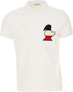 6138378f Moncler Polo Shirts for Men | Moncler Polos | Raffaello Network