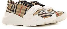 Burberry Men's Shoes - Spring - Summer 2021