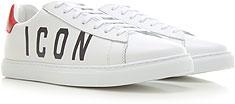 Dsquared2 Men's Shoes - Spring - Summer 2021