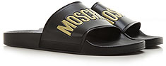 Moschino Men's Shoes - Spring - Summer 2021