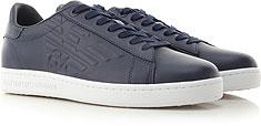 Emporio Armani Men's Shoes - Fall - Winter 2021/22