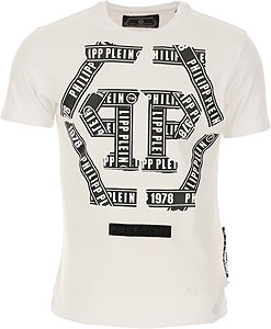 5da21e93fe Philipp Plein T-Shirts for Men   Raffaello Network