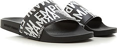 Emporio Armani Men's Sandals - Spring - Summer 2021