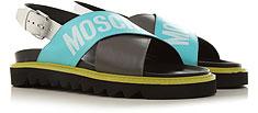 Moschino Men's Sandals - Spring - Summer 2021