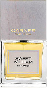 Carner Barcelona Women's Fragrances -  SWEET WILLIAM - EAU DE PARFUM - 50-100 ML