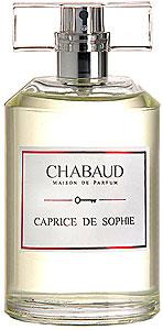 Chabaud Maison de Parfum Women's Fragrances -  CAPRICE DE SOPHIE - EAU DE PARFUM - 100 ML