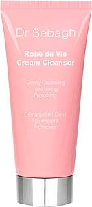 Dr Sebagh Women's Fragrances - ROSE DE VIE CREAM CLEANSER - 100 ML
