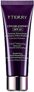 By Terry Women's Makeup - COVER-EXPERT SPF15 - N.3 CREAM BEIGE - 35 ML