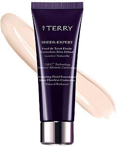 By Terry Women's Makeup - SHEER-EXPERT FOUNDATION - N.1 FAIR BEIGE - 35 ML