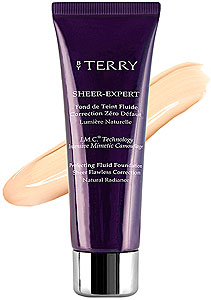 By Terry Women's Makeup - SHEER-EXPERT FOUNDATION - N.4 ROSY BEIGE - 35 ML