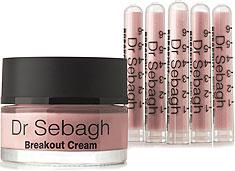 Dr Sebagh Women's Makeup - BREAKOUT CREAM & POWDER