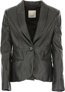 e2391bcf2e9 Pinko Leather Jackets for Women • Spring - Summer 2019 | Raffaello ...