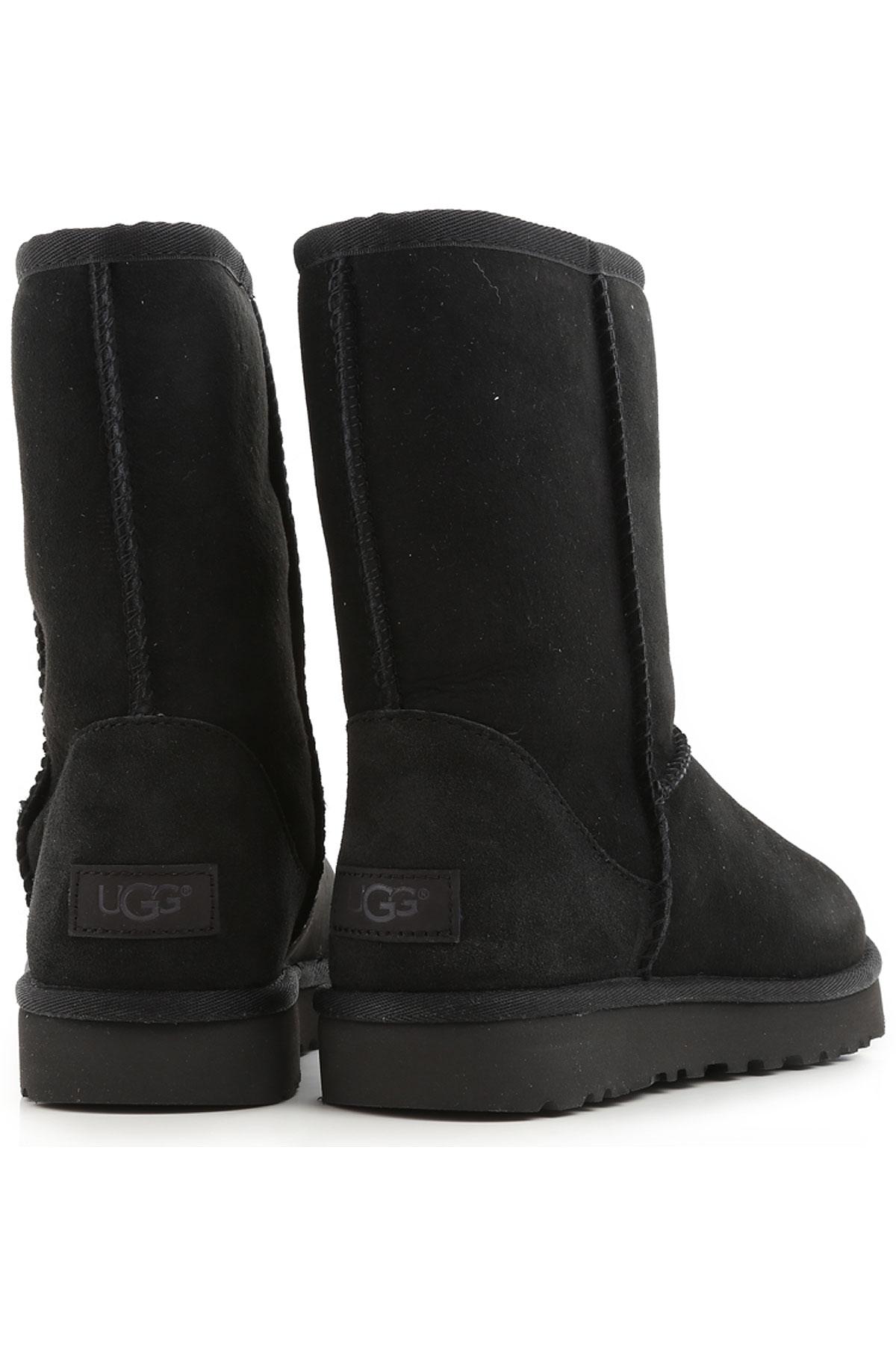 Para nbsp; Otoño Negro 19 Mujer invierno Zapatos 2018 Ugg O8wt5q