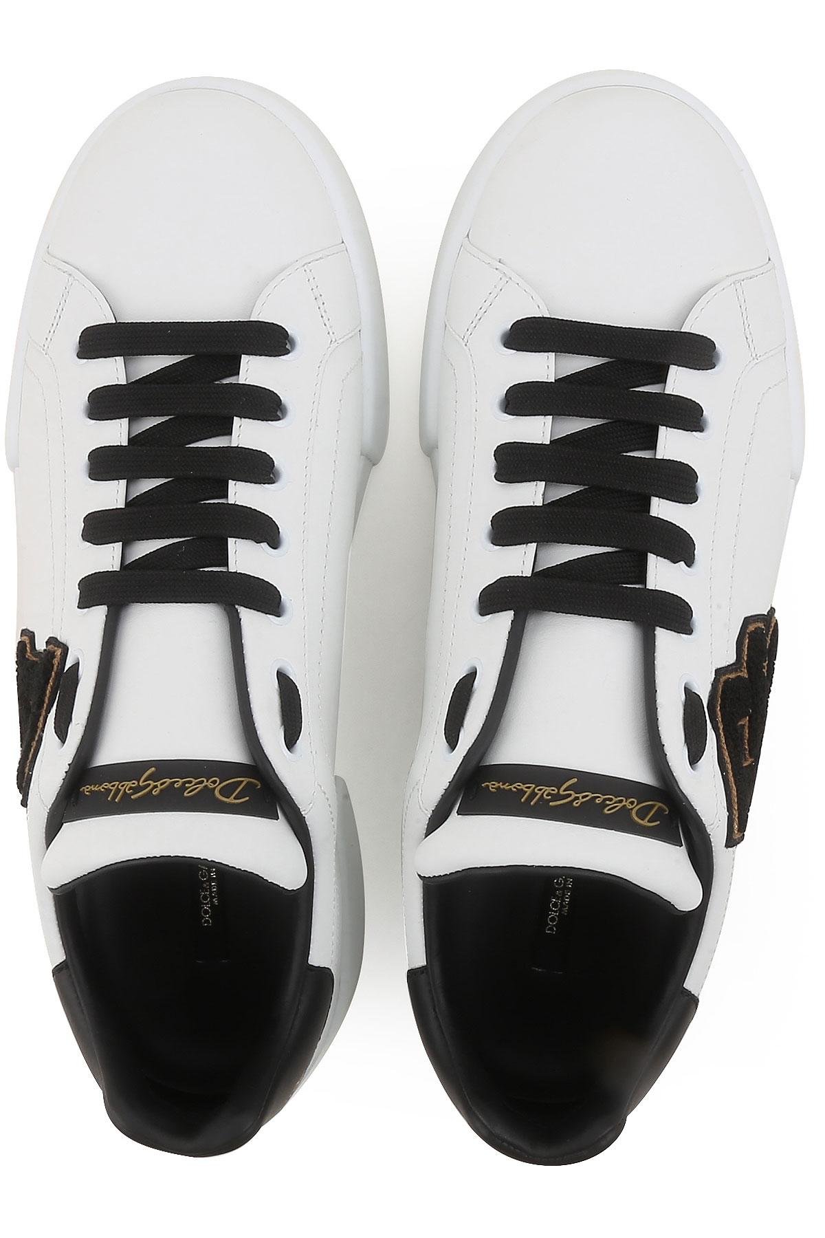 verano Dolce Hombres Gabbana amp; Negro Blanco Zapatos Para 2019 Primavera ZnqgwZrCv