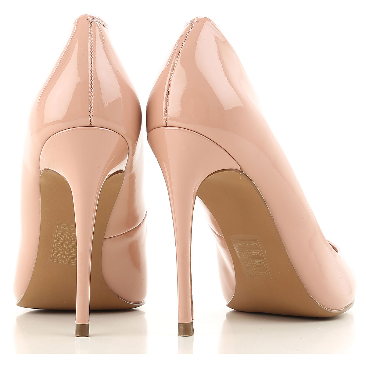 nbsp; Mujer Zapatos Steve invierno Para Otoño 2018 19 Madden Colorete Nude 4vqwPqRxty