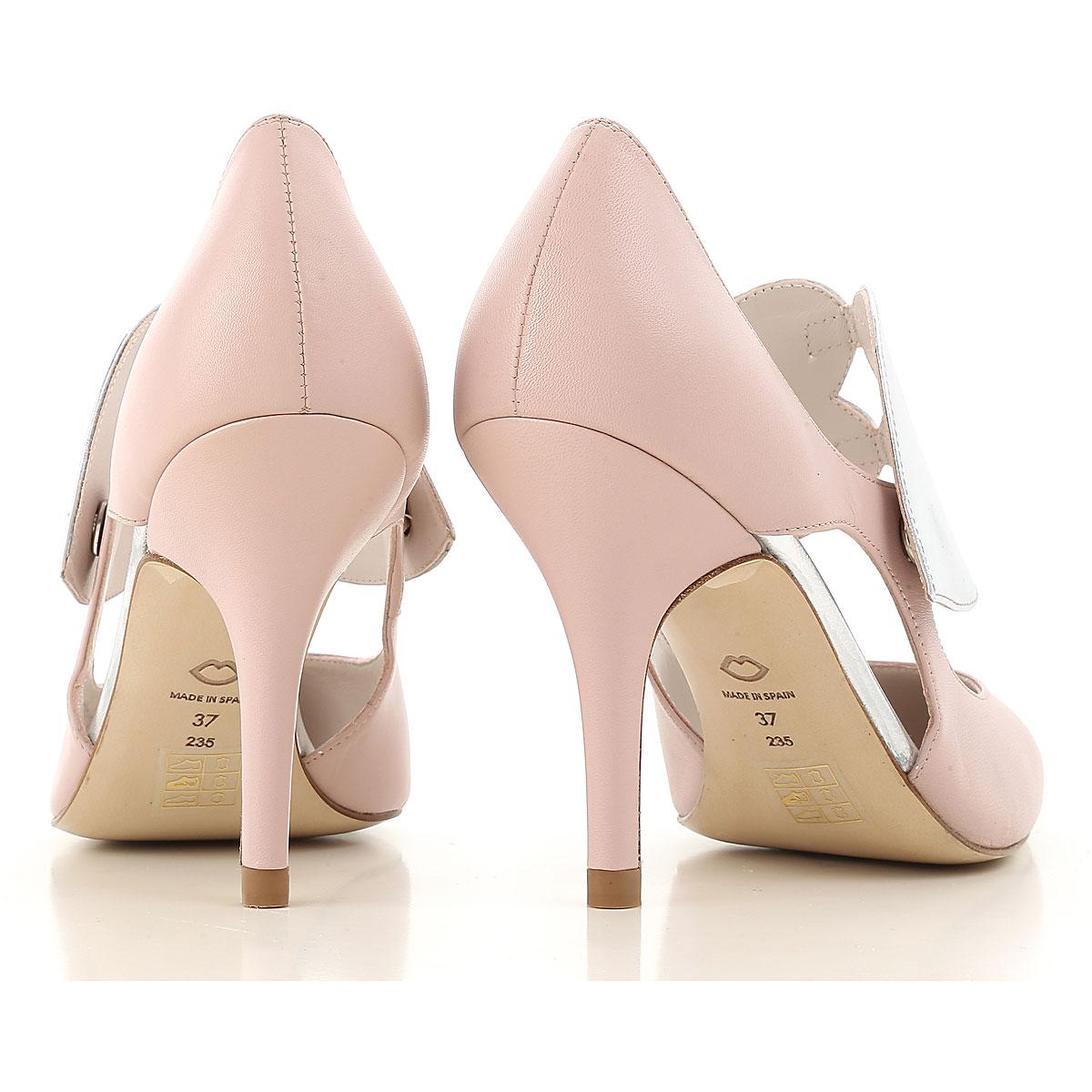2019 Mujer Guinness Plata verano Primavera Rosa Zapatos Para Lulu YtwO4qw