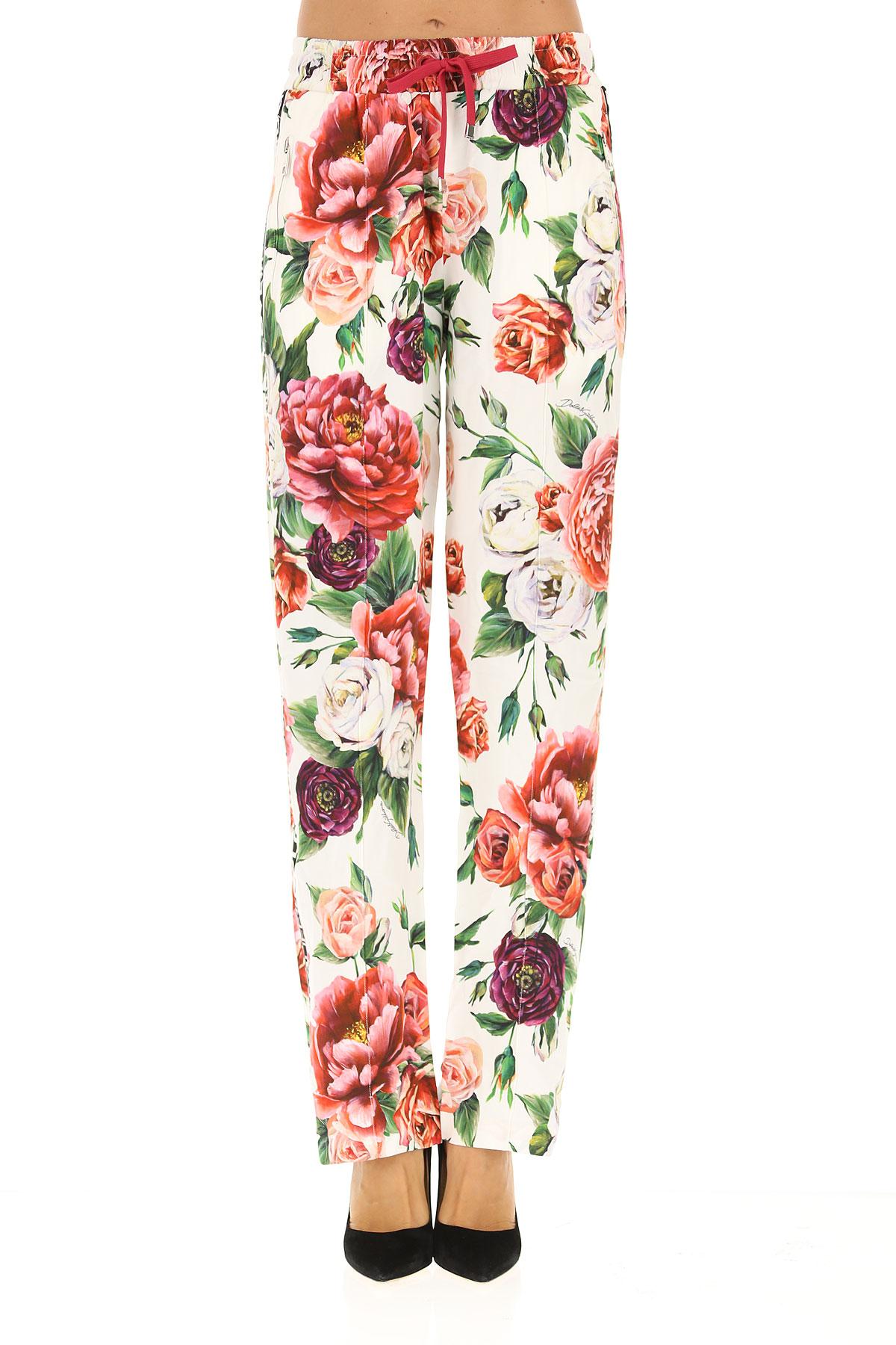 Para invierno Ropa Gabbana Blanco Otoño amp; Multicolor Mujer 19 Dolce 2018 CqtFTyB