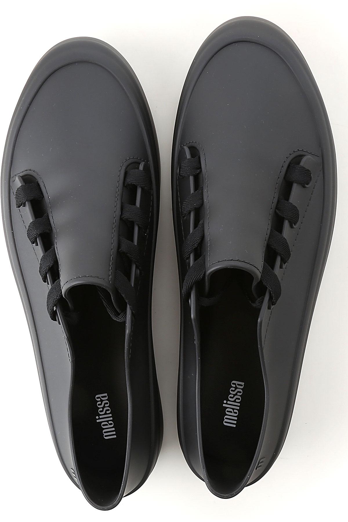 19 Otoño Negro Melissa Hombres nbsp; 2018 Zapatos invierno Para rYWYqtOwB
