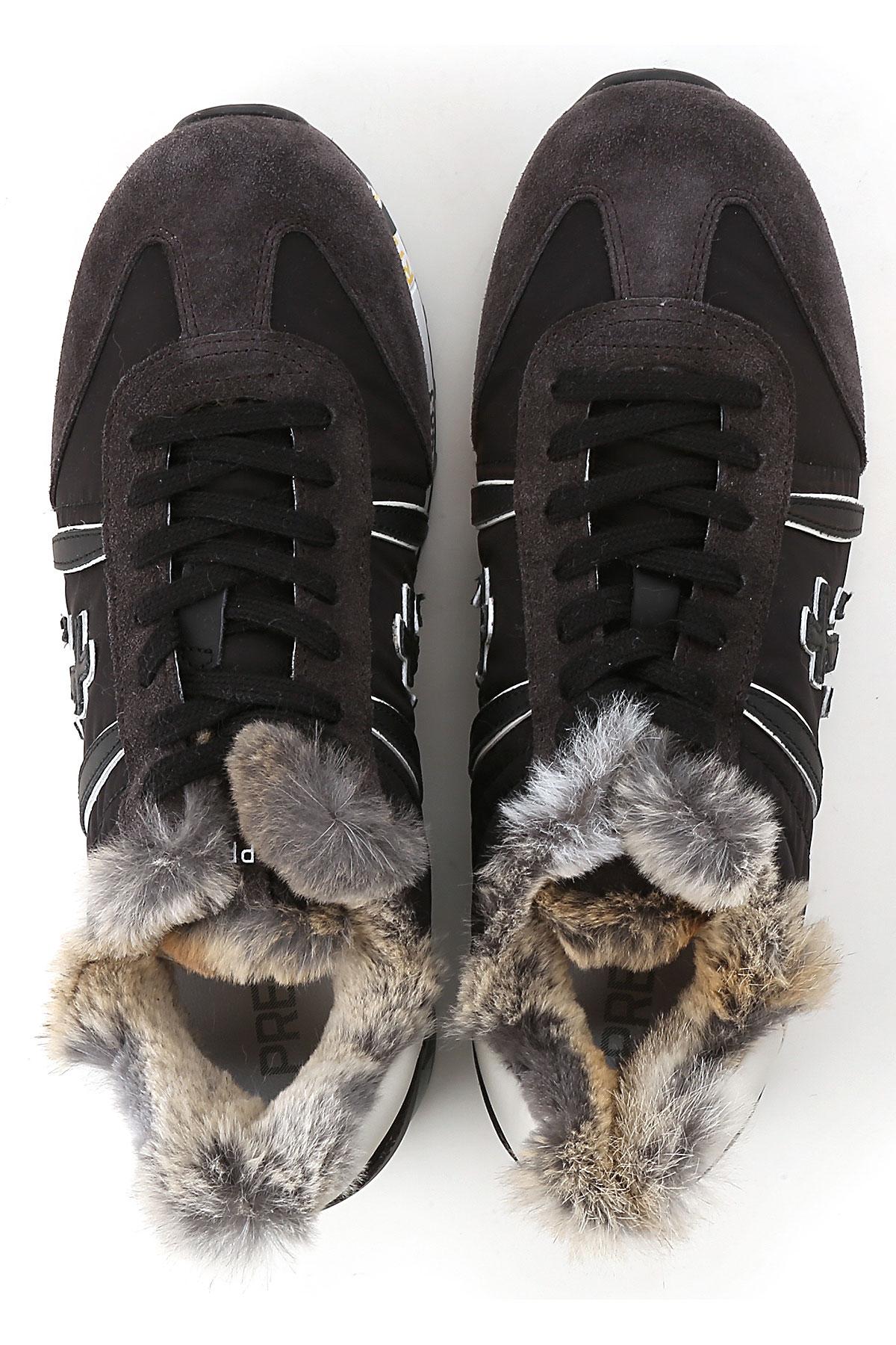 Hombres Premiata nbsp; Zapatos 2018 Otoño Para Negro 19 invierno xwErwq