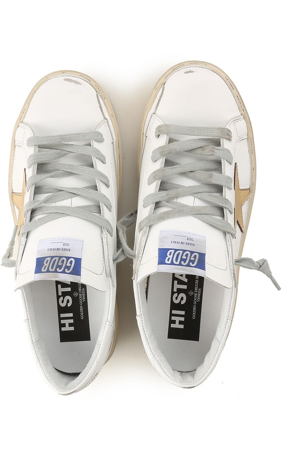 Golden Primavera Para Zapatos nbsp; Blanco Mujer verano Goose 2019 IvrBqI