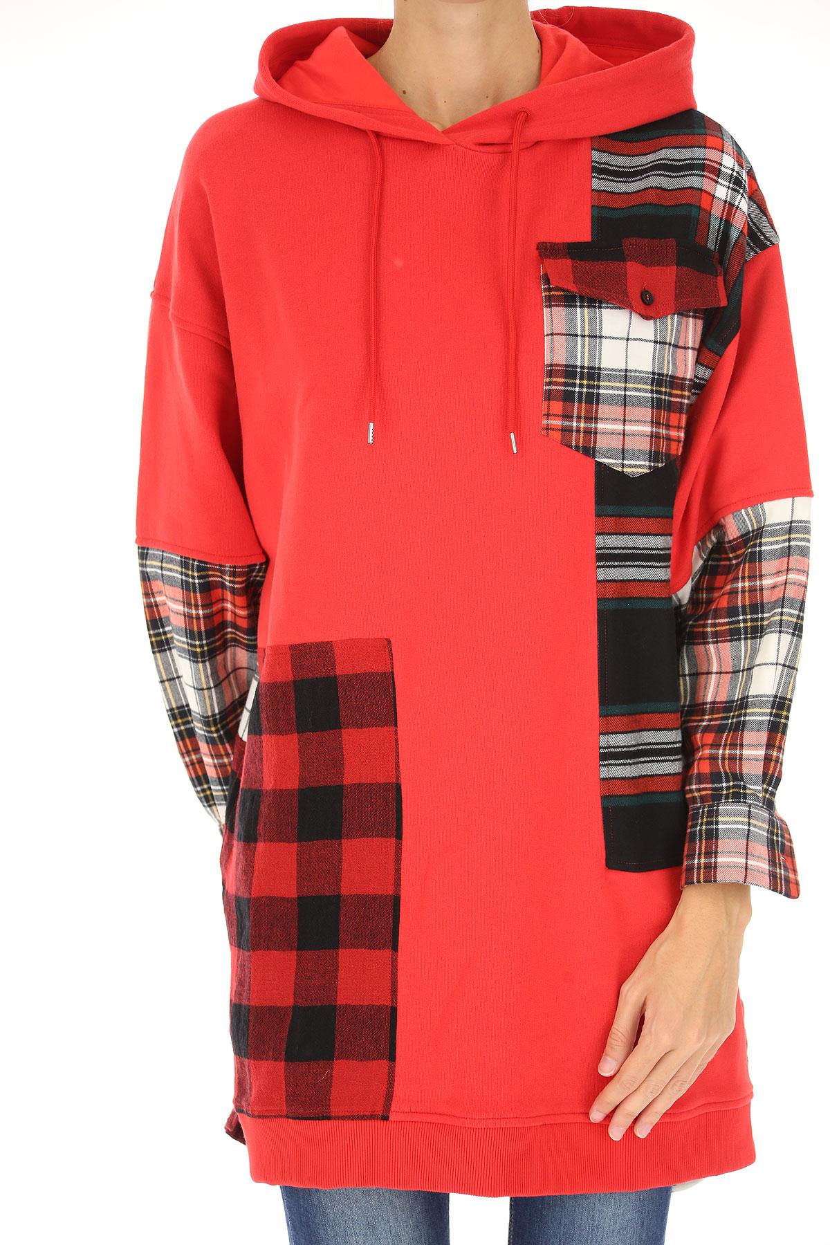 Mcq Mujer 19 invierno 2018 nbsp; Rojo Para Ropa Otoño Fq7F6r