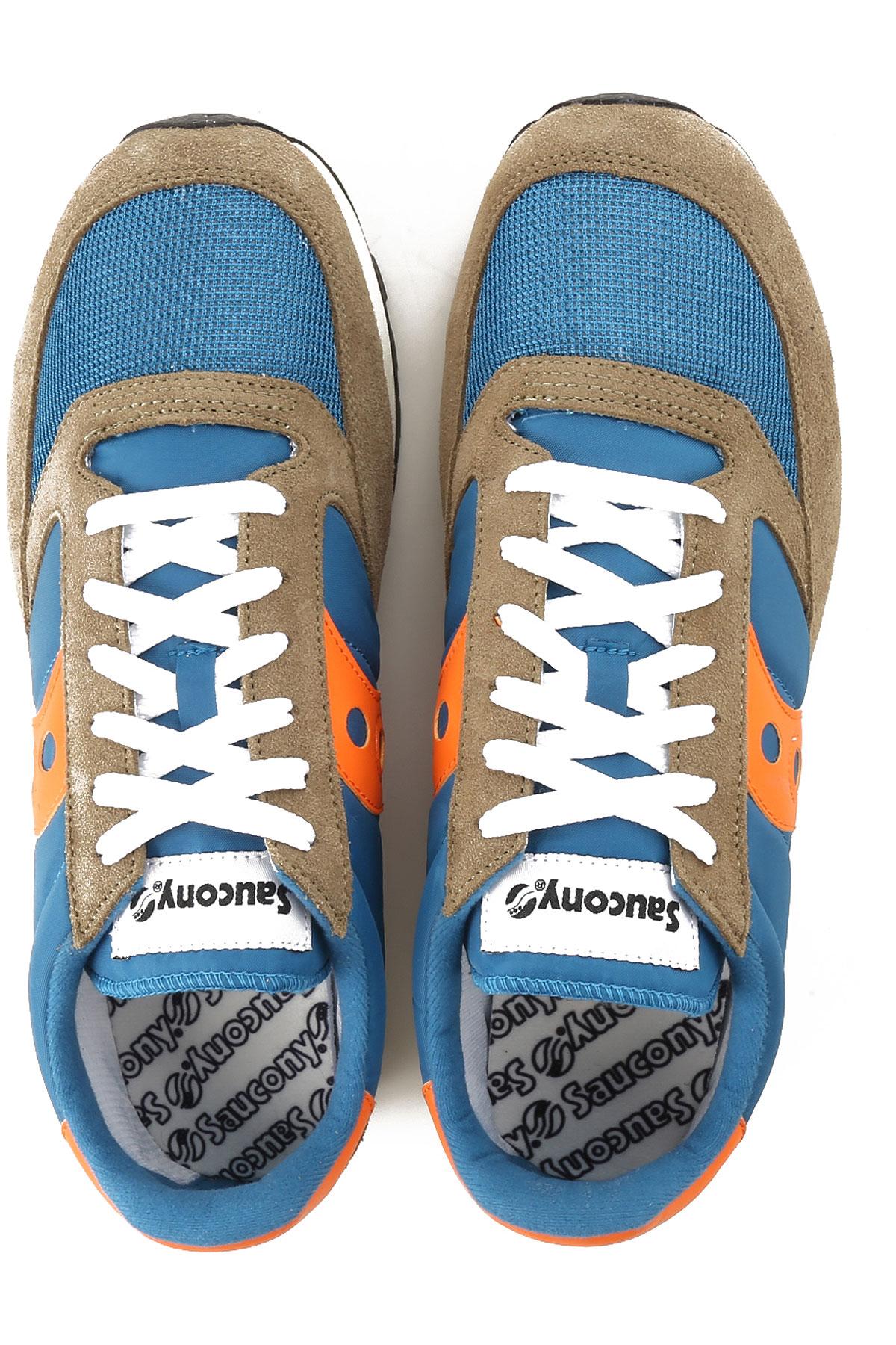 19 Para nbsp;naranja invierno Azul Saucony 2018 Mezcla Oliva Otoño Zapatos Hombres Marino TqZwYZ