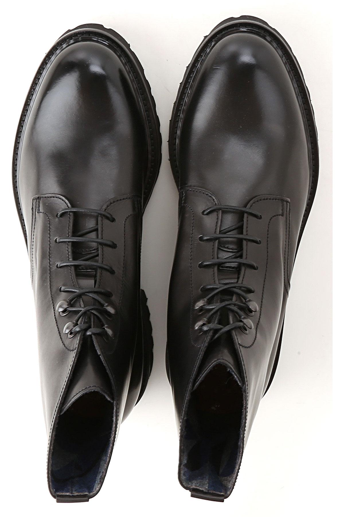 2018 Otoño Para Negro Hombres 19 invierno Zapatos nbsp; Doucals qtXZw