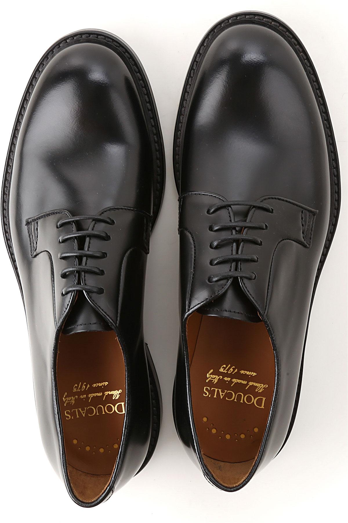 19 Otoño Negro invierno Doucals 2018 Zapatos Para Hombres nbsp; YCxt6qw
