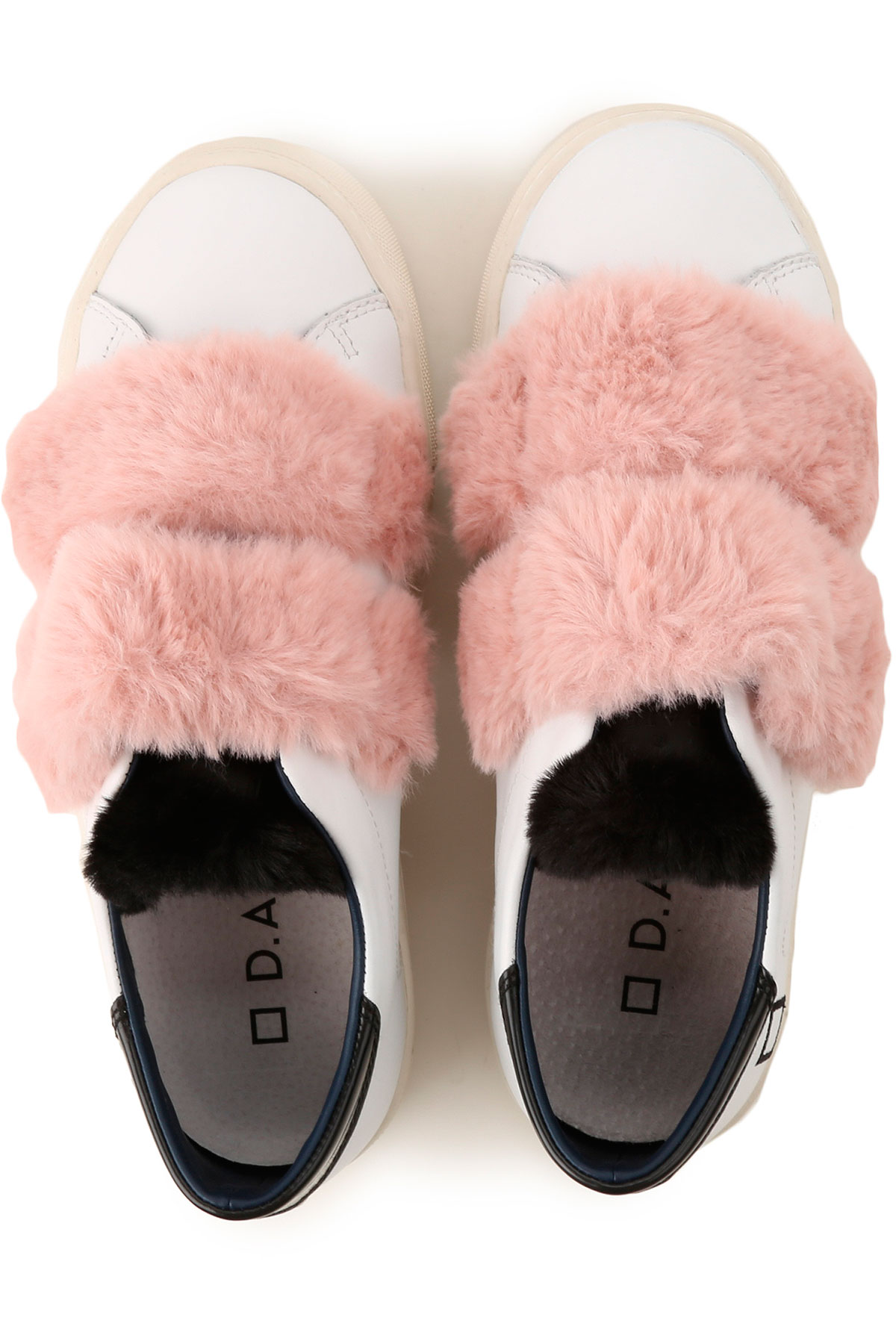 a t nbsp;rosado 2018 Otoño D Para invierno Mujer 19 Negro Zapatos e Blanco d7F5q