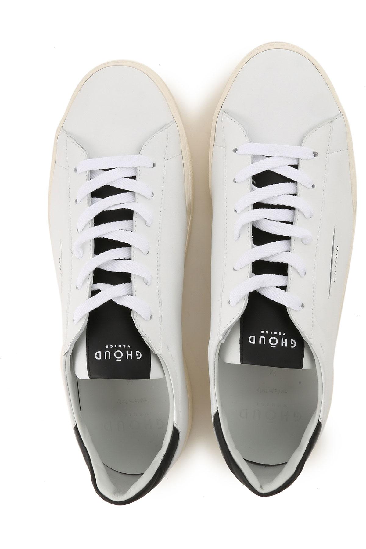 Para Negro 19 2018 Hombres invierno Ghoud Zapatos Otoño Blanco 8zqwx5F