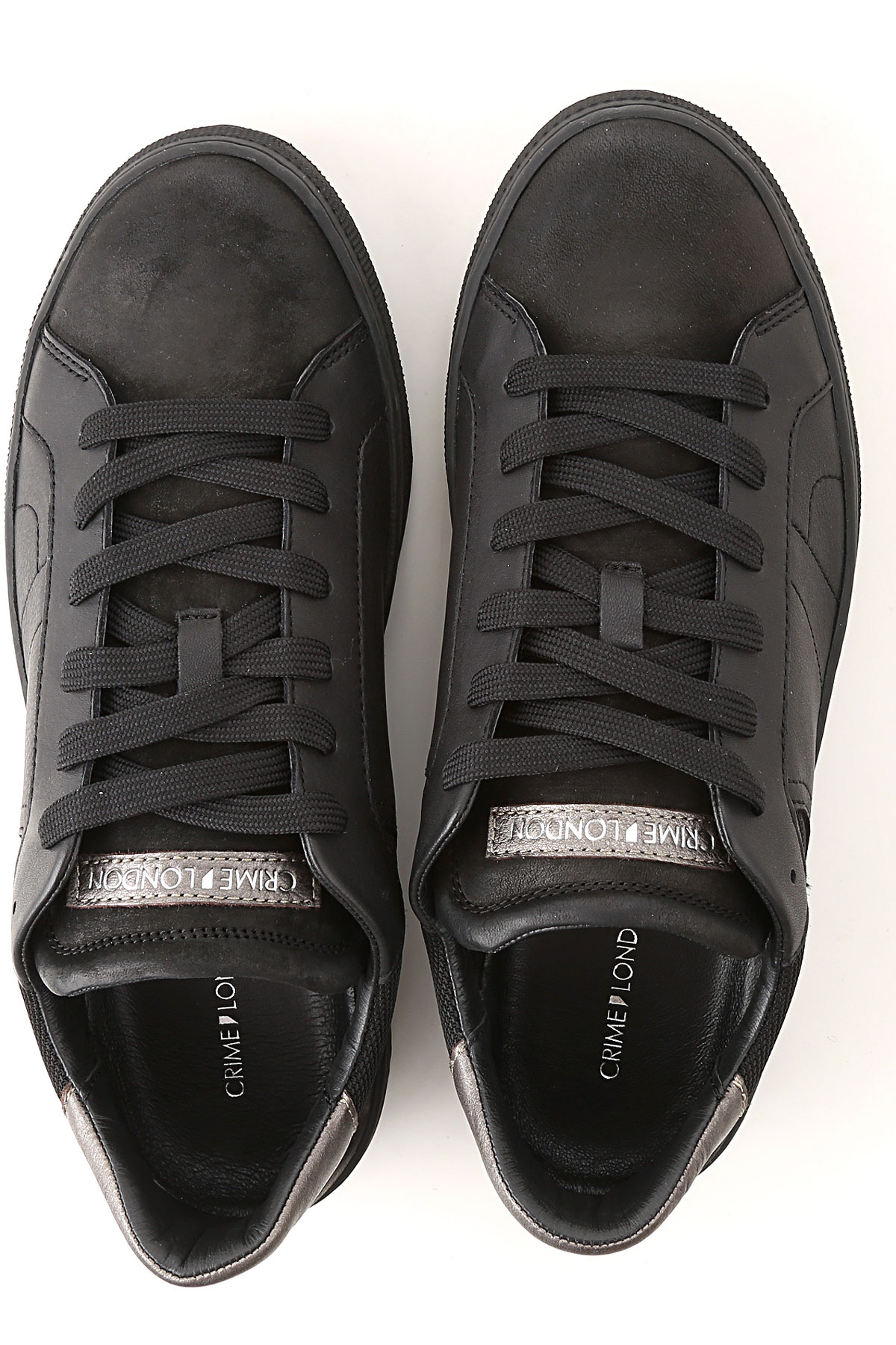 nbsp; Para 2018 19 Negro invierno Otoño Zapatos Crime Hombres zwfp8qq