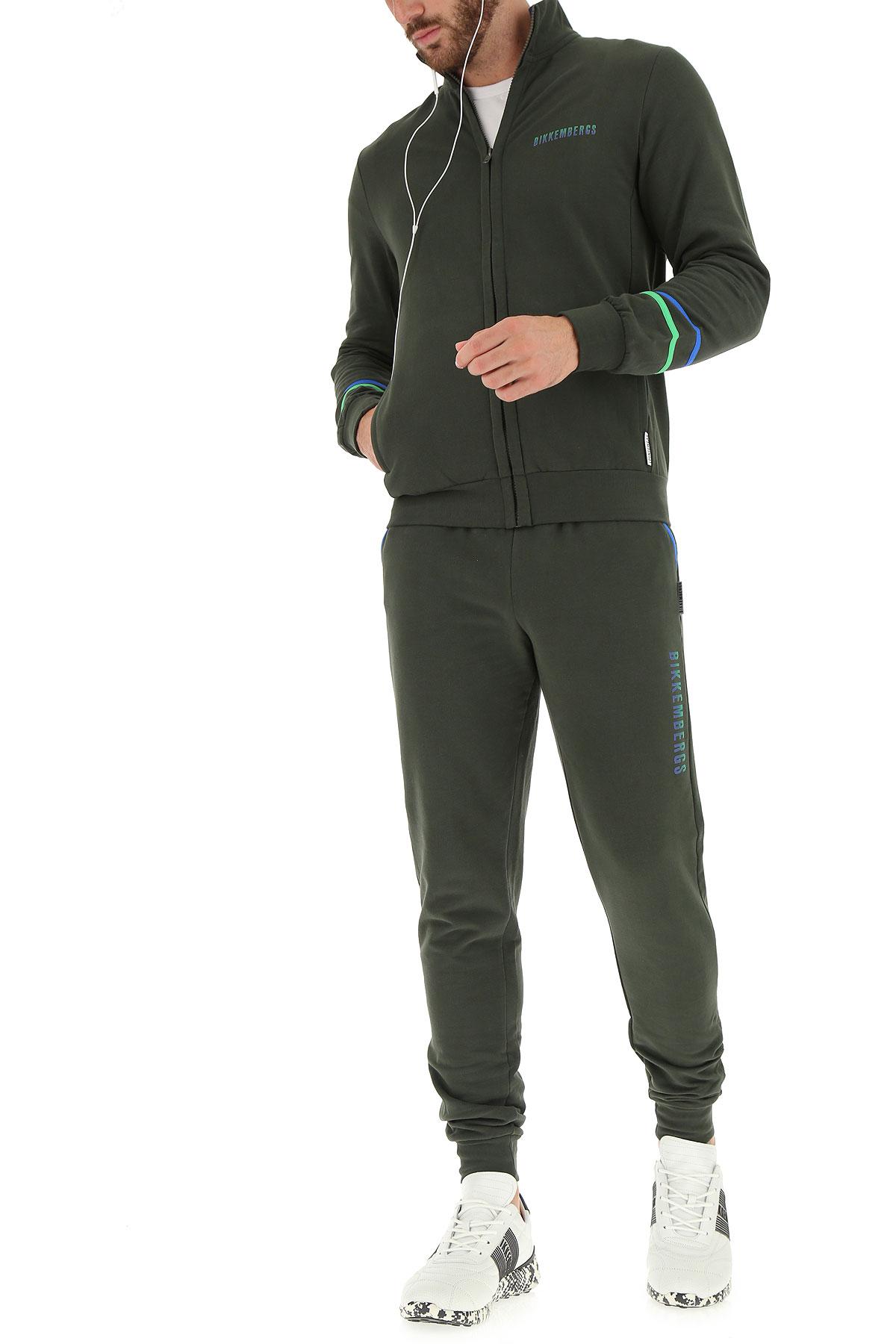 19 Ropa Bluette invierno Hombres Oscuro Militar Bikkembergs Verde Otoño 2018 Para xFZ7qqwT