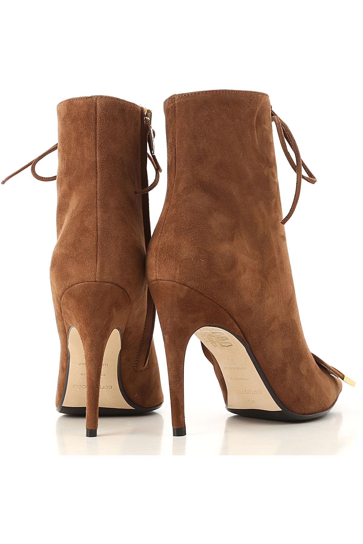 verano nbsp; Primavera Zapatos Para Sergio Toffee Real Rossi 2019 Mujer U67gXn