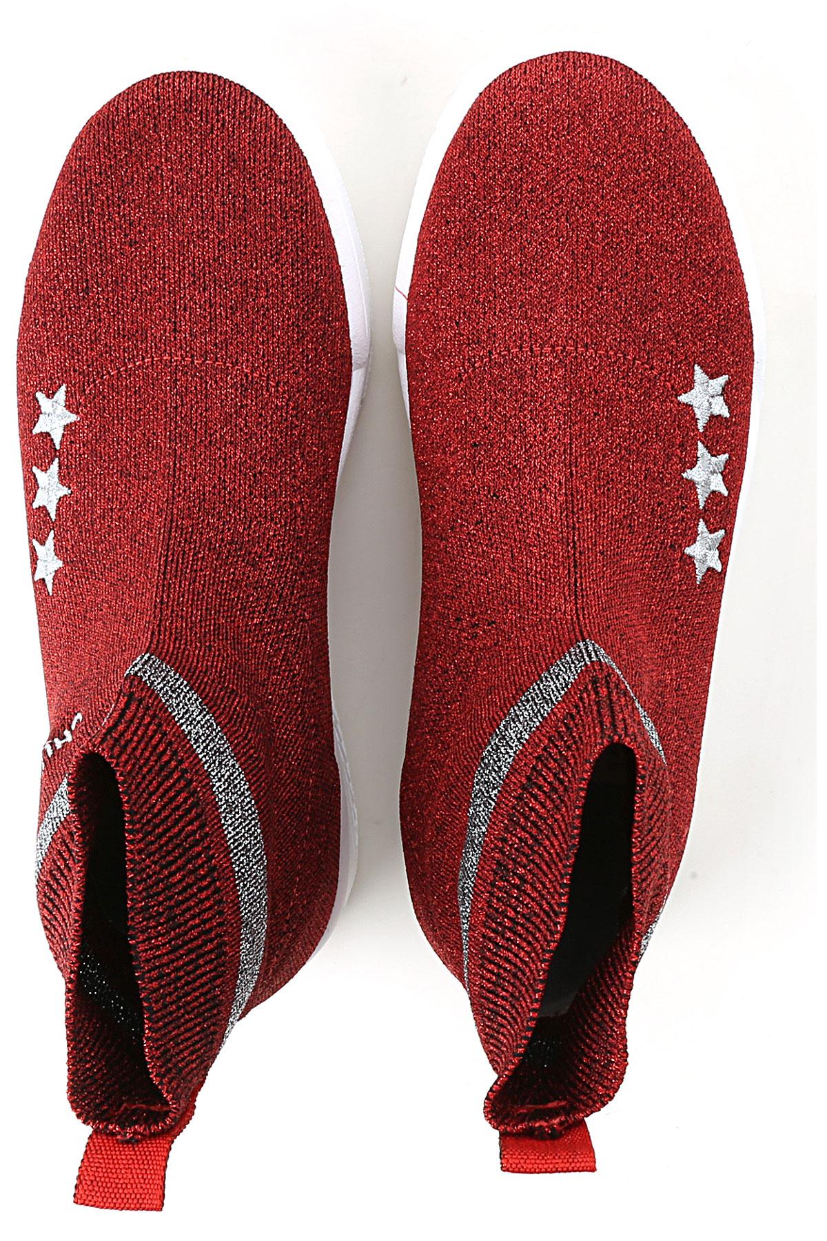 Mujer Ferragni 2018 nbsp; invierno 19 Zapatos Rojo Otoño Para Chiara q1xwAfgtp