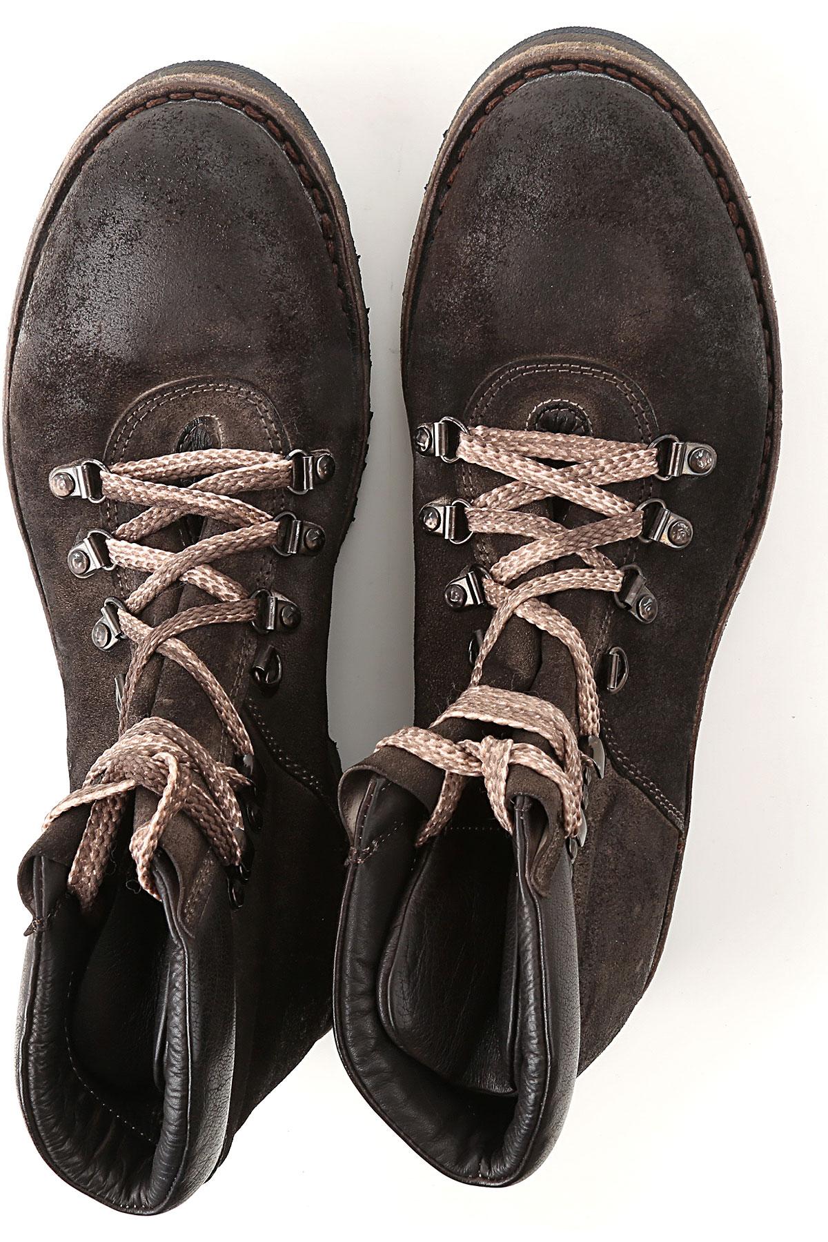 nbsp; 2018 Oscuro Otoño Zapatos 19 Moma Para invierno Marrón Hombres 6gPz6xq