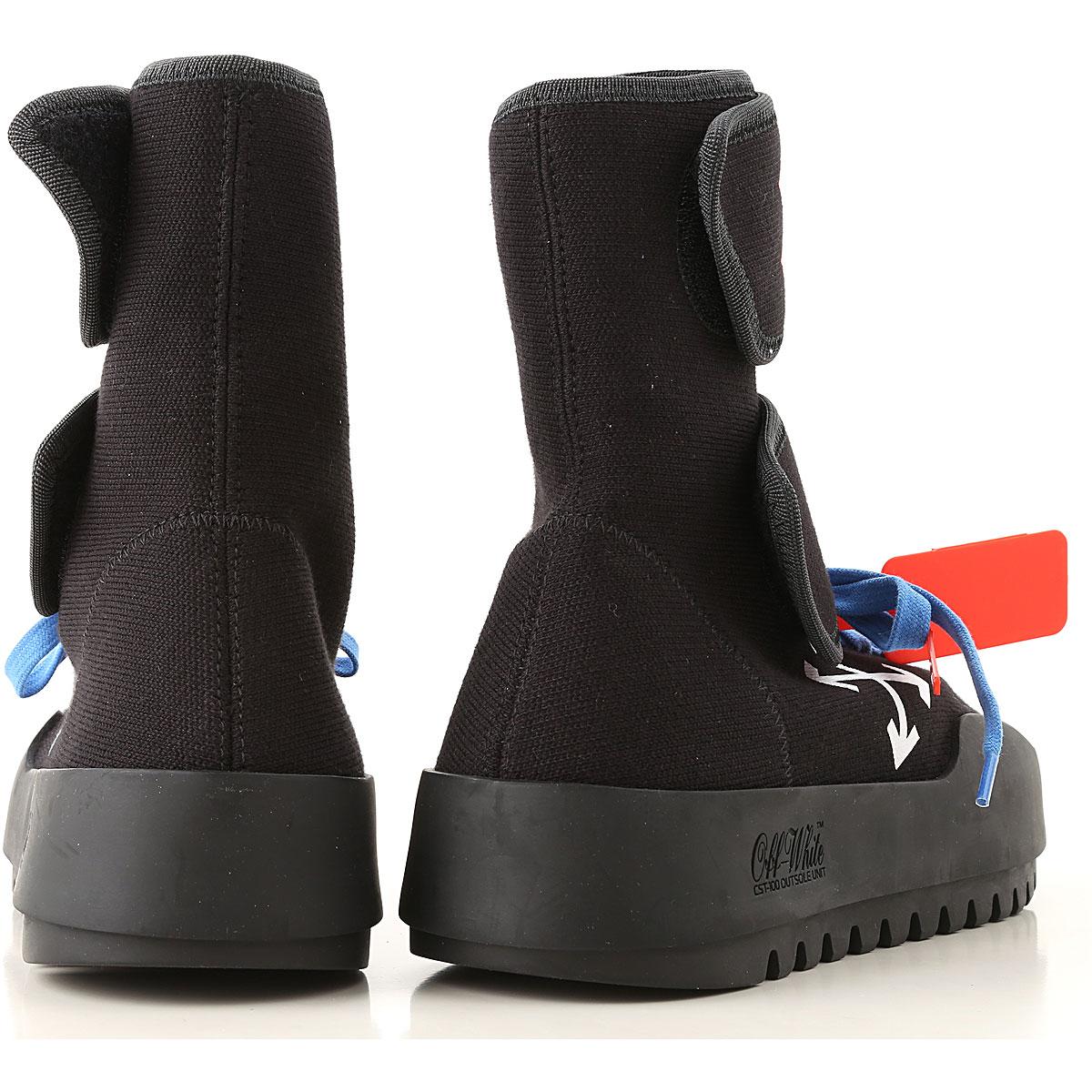 Negro Abloh o Bluette invierno 2018 Virgil Otoño white Para Off 19 C Zapatos Mujer nqfIEx7
