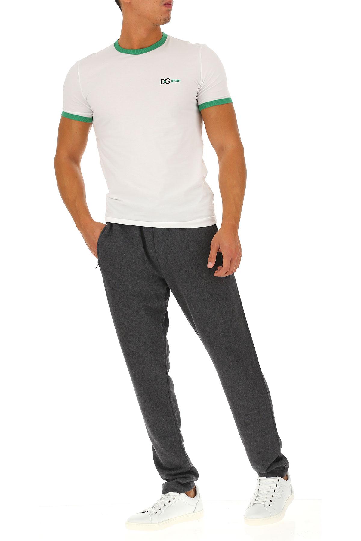 Dolce 2019 Para Gabbana Hombres Blanco verano Primavera Verde amp; Ropa n0Urq5w0P