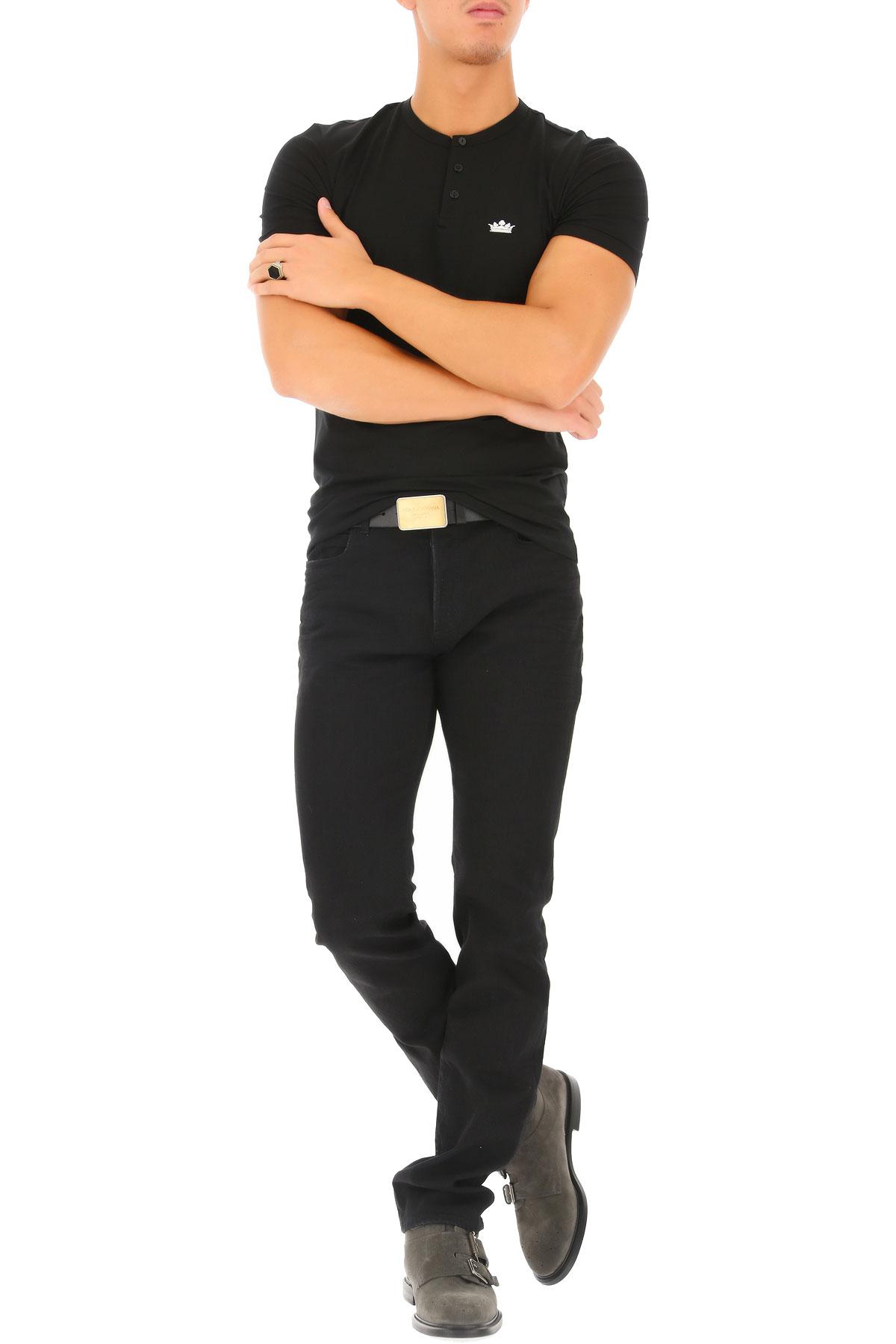 Blanco Para 2019 Primavera Dolce amp; Hombres Gabbana Negro Ropa verano pxPSvawq