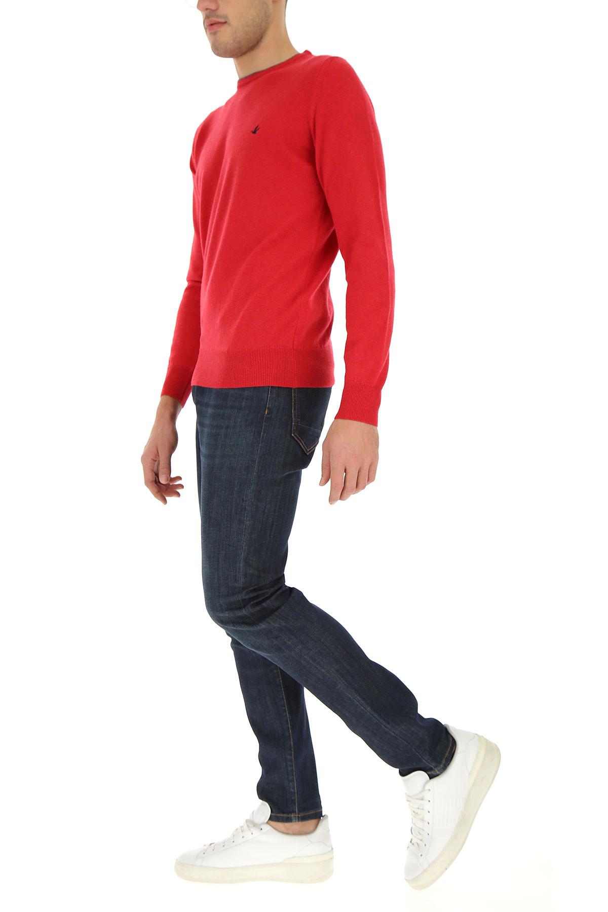 Brooksfield 2018 Para 19 Gris Hombres invierno Brillante Otoño Intermedio Ropa Rojo wC1wR