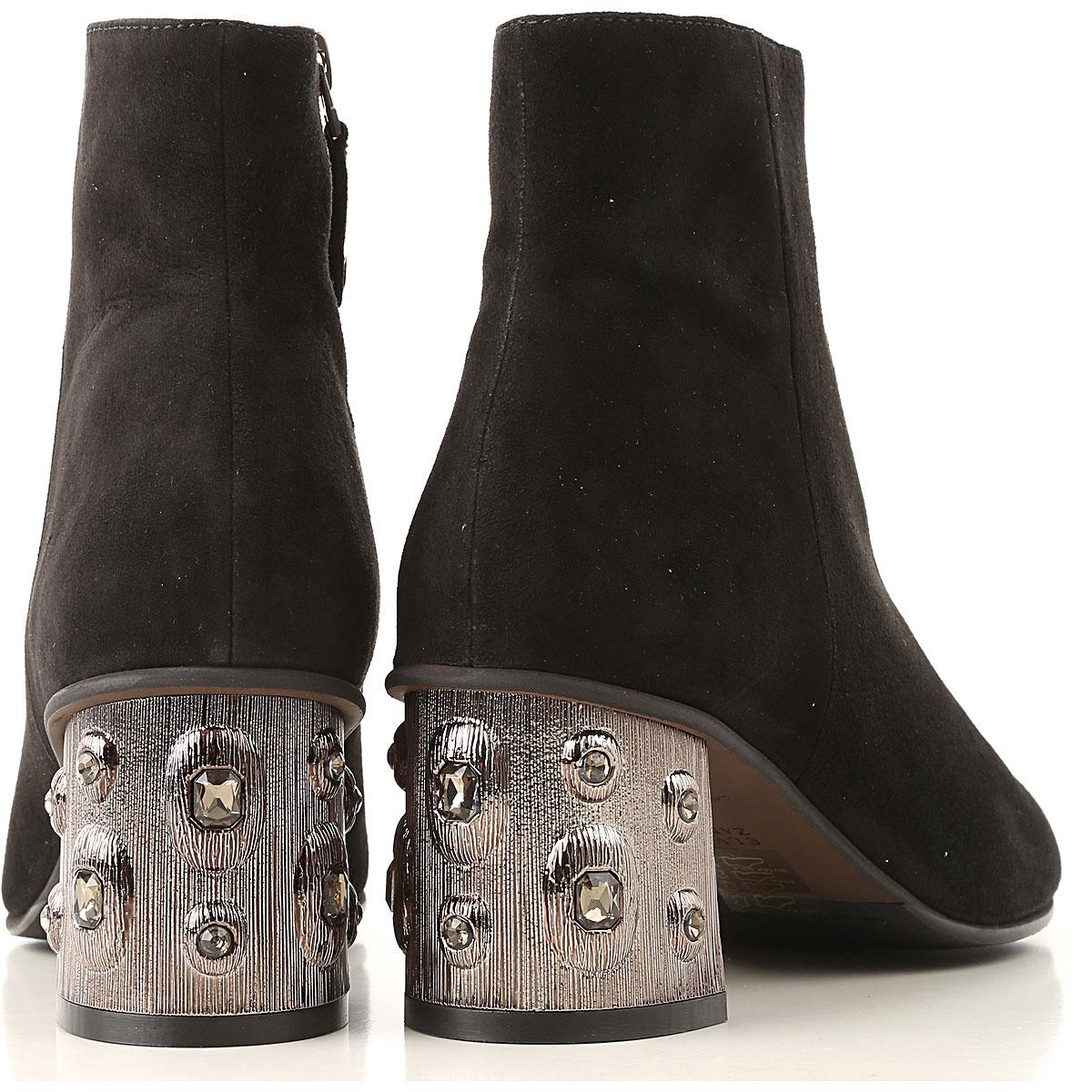 2018 Zapatos 19 Otoño Zanon nbsp; Mujer Elvio Negro Para invierno p7aqwYA