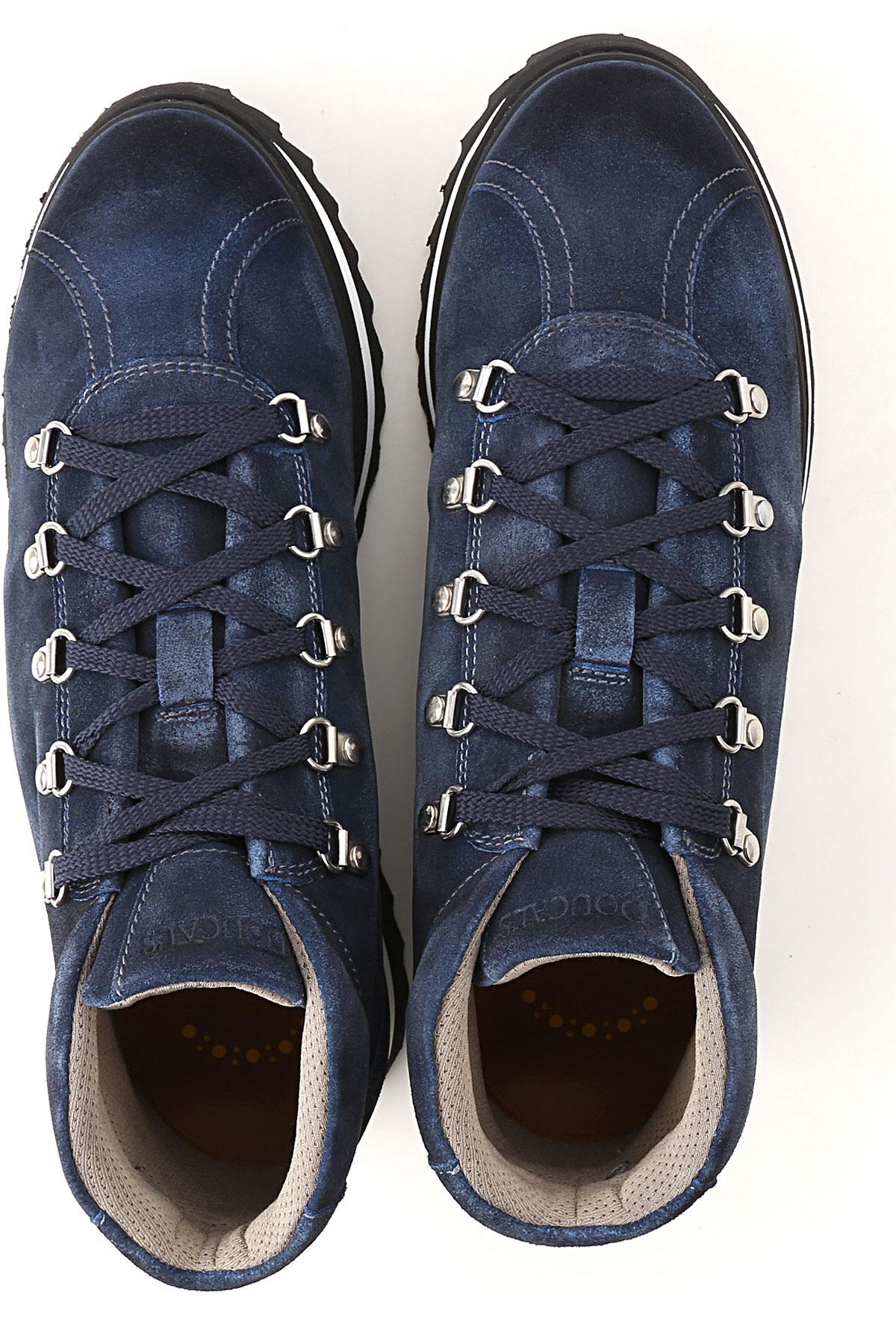 Azul 2018 19 Doucals Zapatos Medianoche invierno Hombres Para Otoño nbsp; qqX0PFw