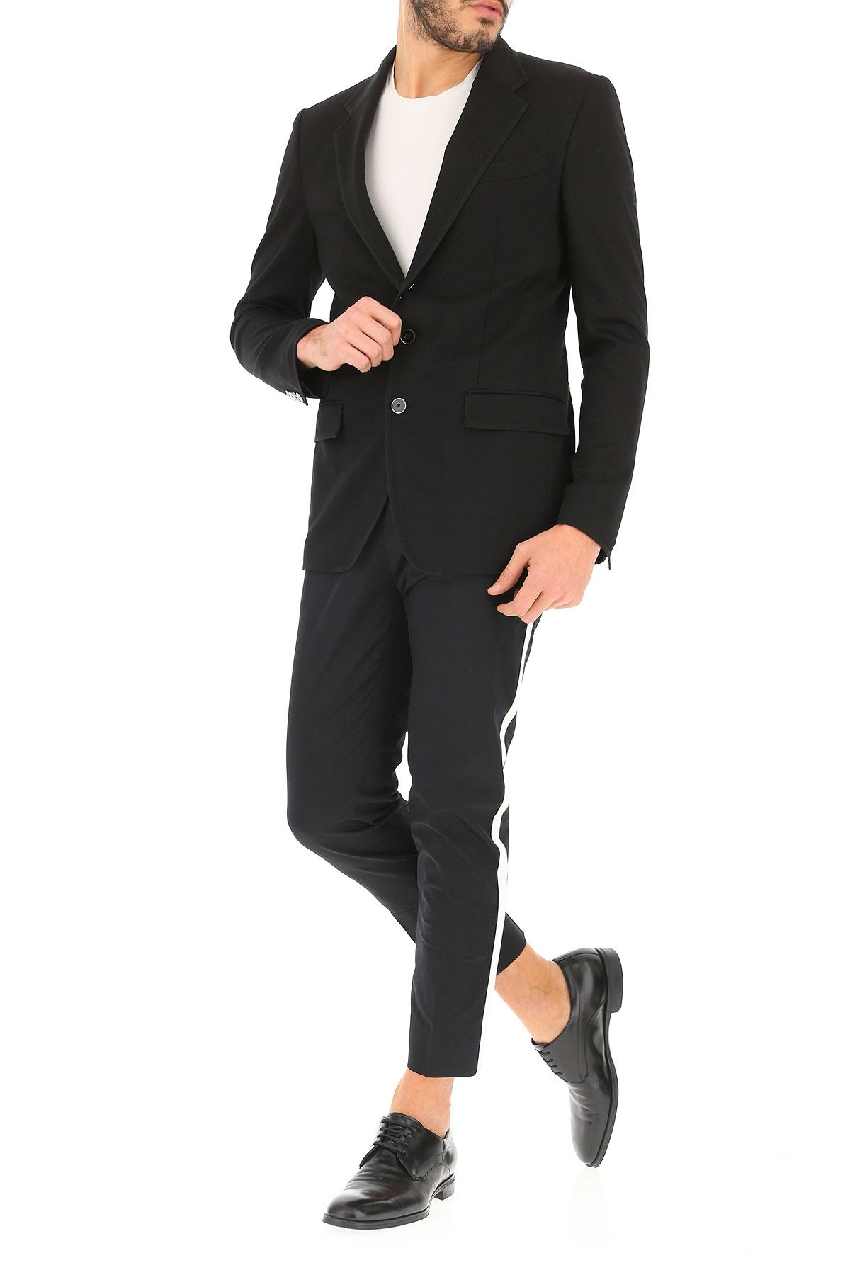 Gabbana Negro nbsp; 2019 verano Ropa Dolce Hombres Para Primavera amp; 5xqqPwCU