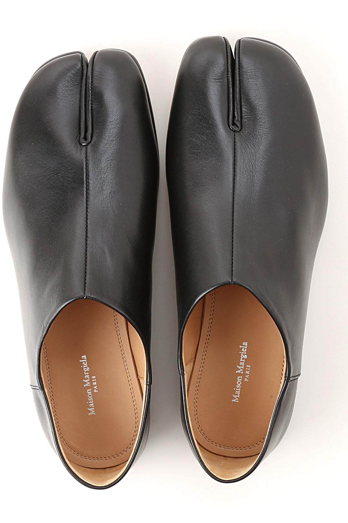Zapatos Primavera Margiela verano Para nbsp; Martin Maison Negro 2019 Hombres n1XEq5x