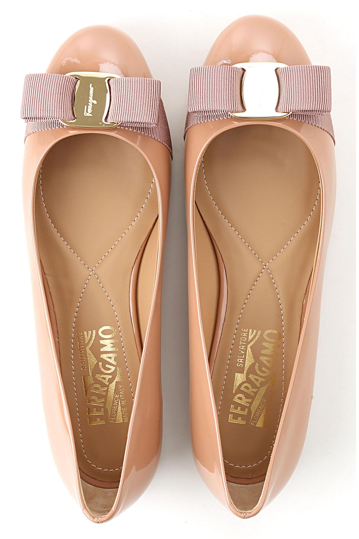 Colorete Para verano 2019 Zapatos Ferragamo Salvatore nbsp; Primavera Mujer x01nqaxUwv