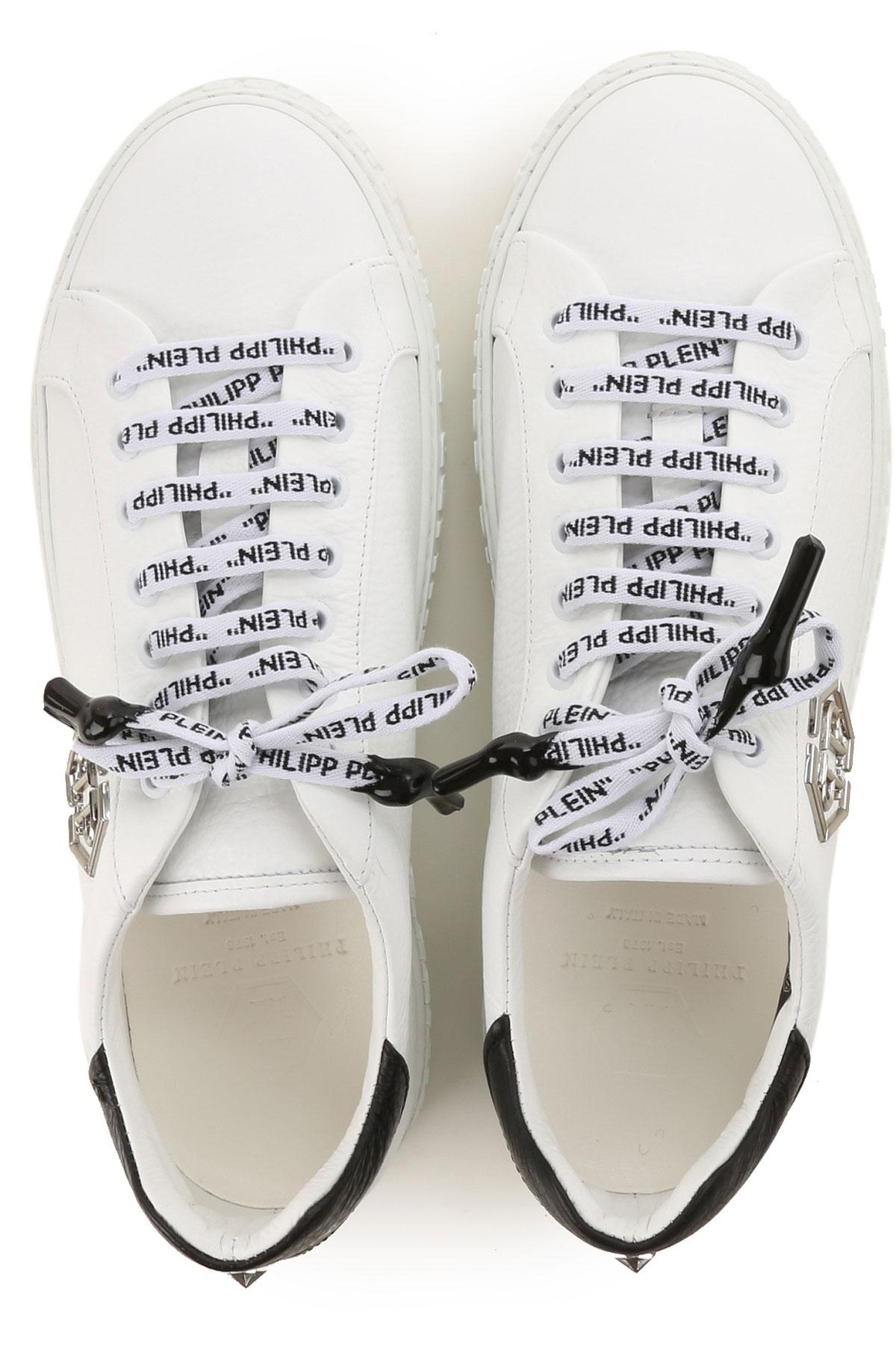 verano 2019 Plein Zapatos Para Negro Primavera Philipp Blanco Hombres waHXqWxqCB