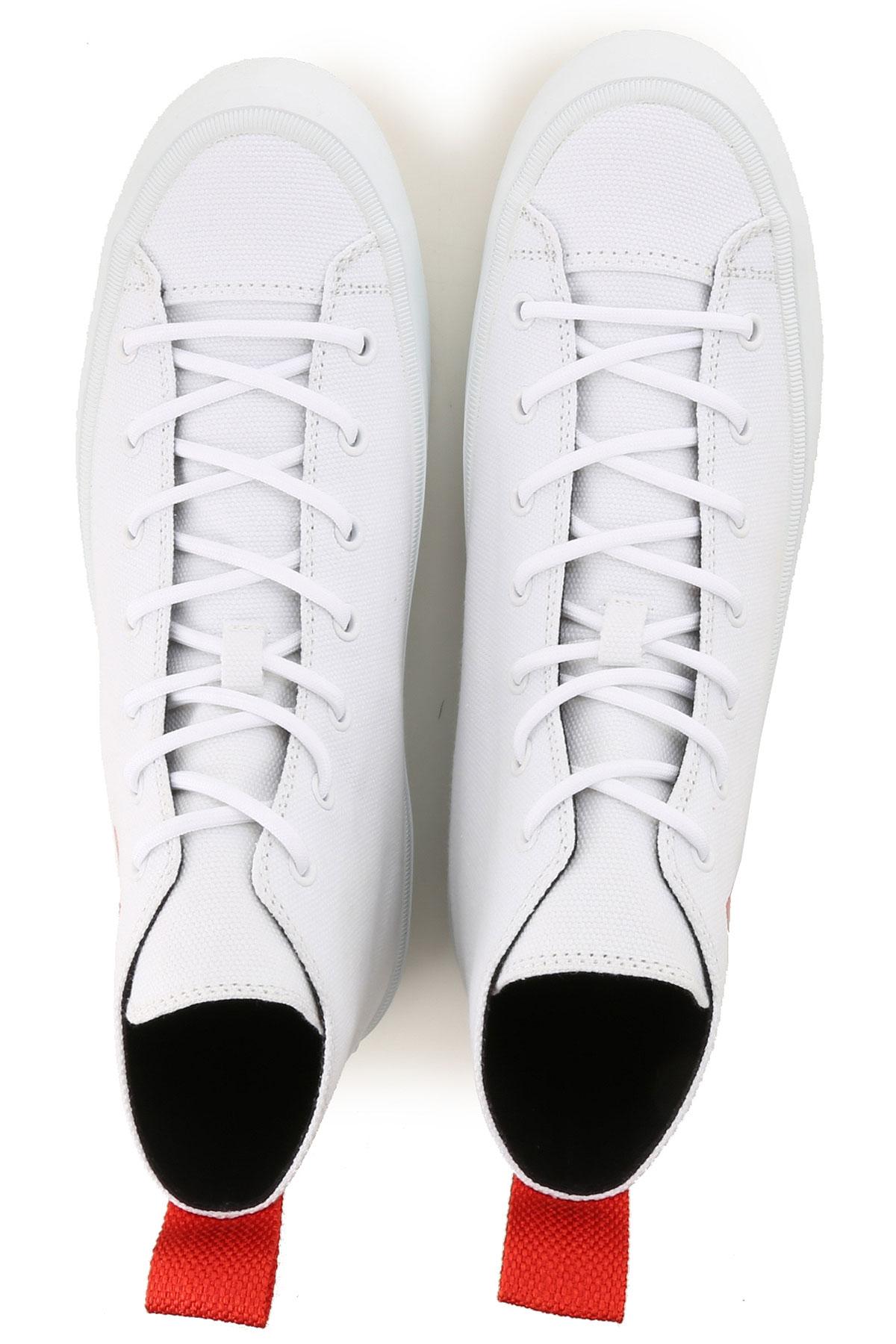 Hombres Zapatos Rojo 2019 Para Blanco Primavera Kenzo verano 8vwAPwq