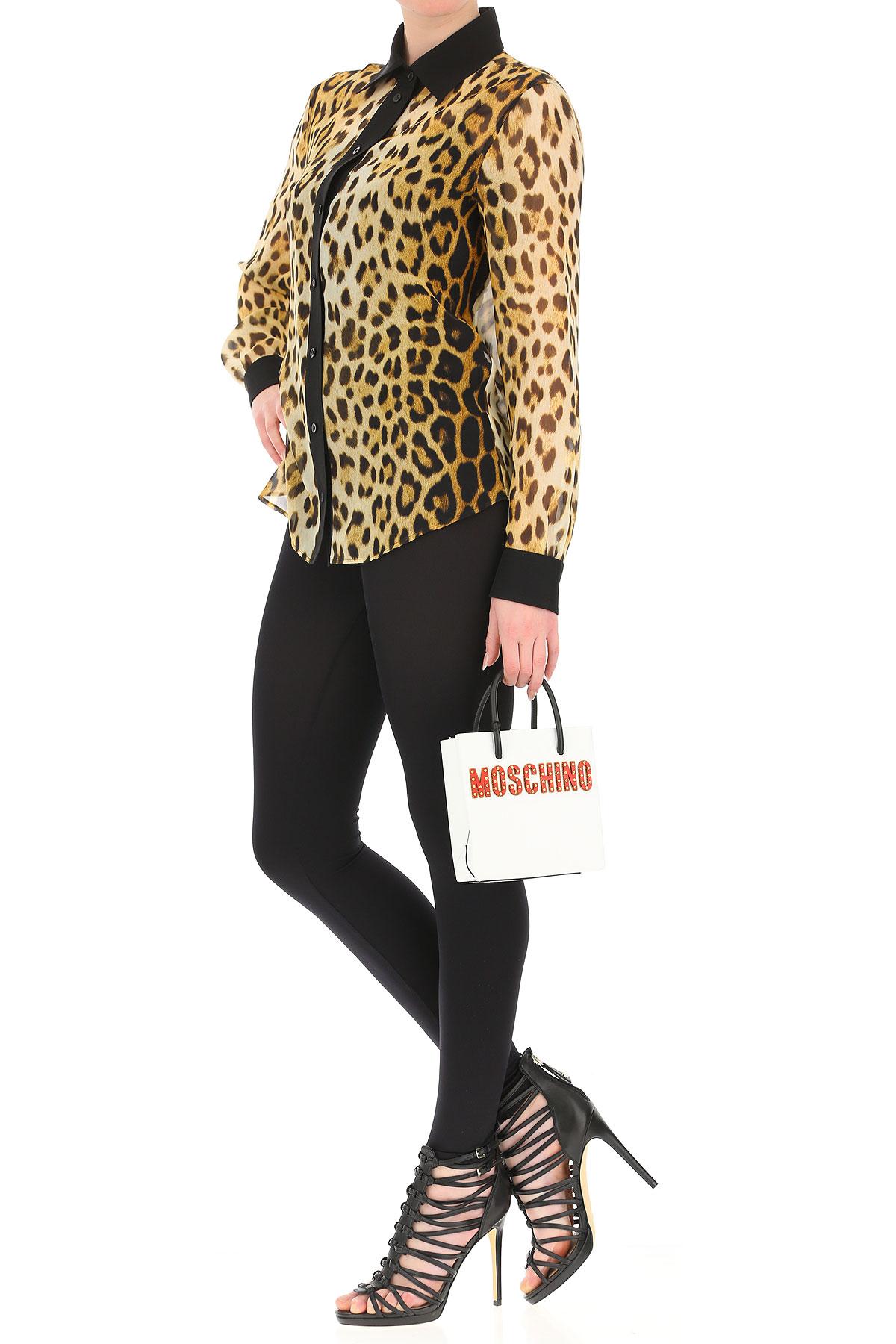 Mujer verano Primavera Leopardo Ropa 2019 Moschino nbsp; Para O8nEq1